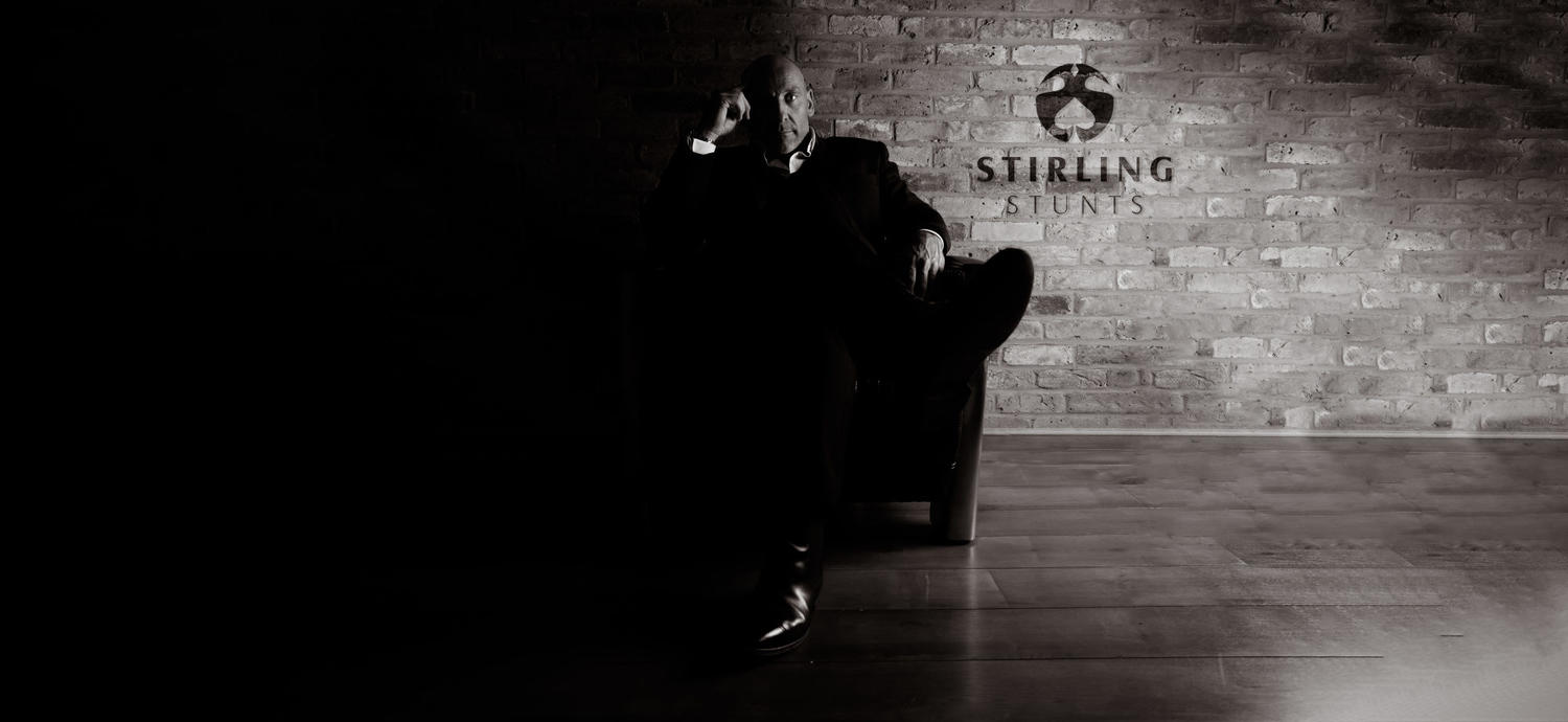 Welcome to Stirling Stunts, Official site of Stunt Man, Actor, Magician and Hypnotist Matthew Stirling